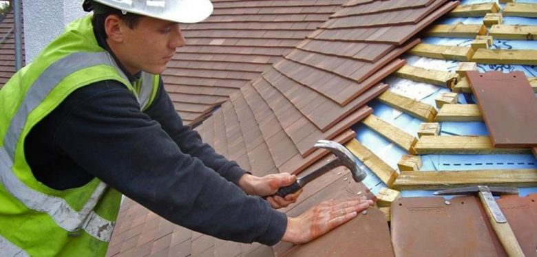 Roofer in Kent
